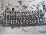 HMS Cockade ships company 1956