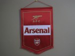 arsenal pennent